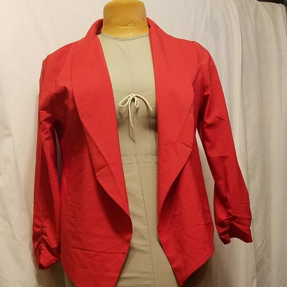 Michael Jackets & Blazers - Michael xlg red jacket